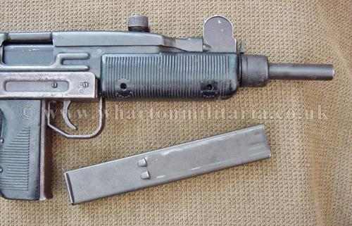 UZI 9mm Sub Machine Gun by Israeli Military Industries (IMI